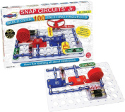 Snap Circuits Jr. SC-100 Electronics Discovery Kit (Standard Packaging)