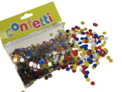 Dazzling Toys Assorted Colourful Party Confetti Circles. Super Party Decoration!