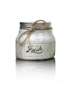 Belle & Whistle Fresh Thyme, Lemongrass & Mint Body Polish 400ml
