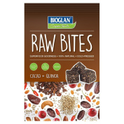 Bioglan 40 g Cacao and Quinoa Raw Bites