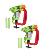 Nerf Zombie Strike Clampdown 2 Pack Duo