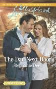 The Dad Next Door  [Large Print]