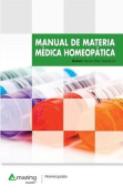 Manual de Materia Medica Homeopatica  [Spanish]