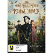 Miss Peregrine's Home For Peculiar Children DVD  [Region 4]