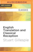 English Translation and Classical Reception [Audio]