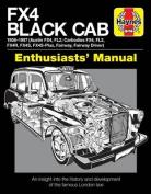 FX4 Black Cab Enthusiasts Manual