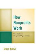 How Nonprofits Work