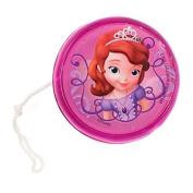 Kids Disney Junior Licenced Princess Sofia the First Light Up Yo Yo Toy