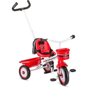 Schwinn S6743 Easy-Steer Trike, Red/White