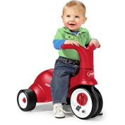 Scoot 2 Pedal 2-in-1 Ride-On/Trike With Ergonomically Contoured Seat By Radio Flyer