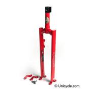 Nimbus 70cm Muni Frame - Red