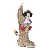 Design Toscano Odoriko Geisha Asian Statue Collection - Aiko