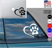 Animal lover Adopt Dog Cat Love Pet Vinyl Decal Sticker for Car Window Laptop