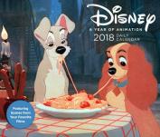 2018 Daily Calendar: Disney