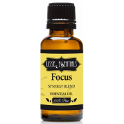 Focus Synergy Blend Essential Oil 100% Pure Therapeutic Grade, 30 ml