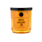 Dw Home Maple Hazelnut Cream Richly Scented Candle Small Single Wick