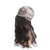 ALLRUN 360 Lace Band Frontal Closure Brazilian Virgin Hair Body Wave Bundles Human Hair 22¡Á4¡Á2 Full Frontal Lace Frontal Closure With Baby Wave Hair
