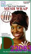 Donna Hair Care Treatment Mesh Wrap Assorted Colour