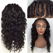 Fennell 100% Human Hair Body Wave Lace Front Wig/Full Lace Wig Bleached Knots With Baby Hair Natural Colour For Black Women