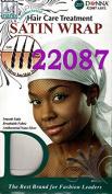 Donna Hair Care Treatment Satin Wrap Assorted Colour