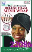 Donna Deluxe Foam Mesh Wrap Black