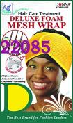 Donna Deluxe Foam Mesh Wrap Assorted Colour
