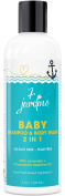 Natural Baby Shampoo and Wash - 2 in 1 Soothing for the Hair and Body Enriched in Calendula and Therapeutic Essential Oils. 240ml Gentle for Children of All Ages