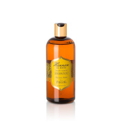 Tunisian Amber Nourishing Shampoo - Achieve Clean Hair While Providing Your Hair With Essential Nutrients, 400ml