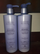 Alterna Instant Recovery Shampoo & Conditioner Set 490ml - By Alterna Hair Care Beauty