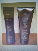 Alterna Caviar Moisture Intense Oil Creme Duo 250ml & 210ml - Alterna Hair Care Beauty