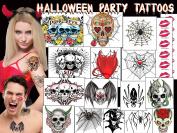 Halloween Party Tattoos #2