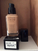 Avon TRUE Colour Ideal Flawless Liquid Foundation broad spectrum SPF 15 sunscreen MEDIUM BEIGE