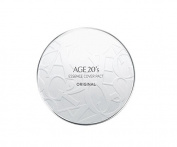 Age 20's Essence Cover pact White Latte original SPF50+ PA+++ (12.5g x 2ea) #21 White Beige Season 6