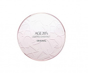 Age 20's Essence Cover pact Pink Latte original SPF50+ PA+++ (12.5g x 2ea) #21 Pink Beige Season 6