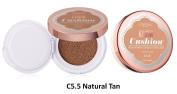 L'oreal True Match Lumi Cushion Buildable Luminous Foundation - C5.5 Natural Tan