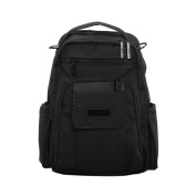 Ju-Ju-Be Onyx Collection Be Right Back Backpack Nappy Bag, Black Out