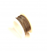 Nickel Silver Twisted Wire 20 Ga 3m Spool