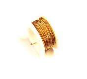 Red Brass Twisted Wire 18 Ga 3m Spool