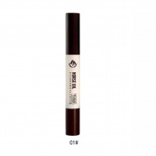 EFINNY Long Lasting Eyebrow Eyelashes Professional Colour Tint Pen Kit Set 2 in 1 Tool A01