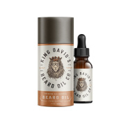 King David's Beard Oil Co. All Natural Unscented Beard Oil 30ml