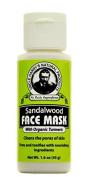 Uncle Harry's Natural Sandalwood Face Mask