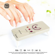 Koi Beauty Professional Nail Dryer Mini Machine 9W LED Lamp Hands Travelling Convenient