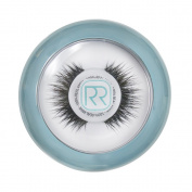 Reese Robert Beauty 100% Real Mink Premium Strip Lashes, Revenge