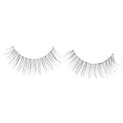 New Thin 10 Pairs Black Natural Soft Handmade False Eyelashes False Lash Extension