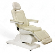 Modena Spa Treatment Table Italian Design By Skin Act (Beige) Facial Chair