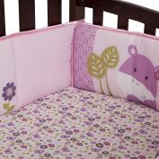 Lambs & Ivy Hopscotch Jungle 4-Piece Crib Bumper