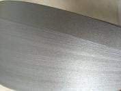 German Moravian Star Strip Weaving Papers, 50 Pack, Shimmer Dark Silver