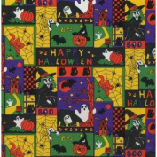 Happy Halloween Tissue Wrapping Paper-20 Sheets
