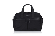 TWELVElittle Unisex Courage Satchel, Black
