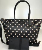 Kate Spade Wellesley Printed Adaira Baby Bag